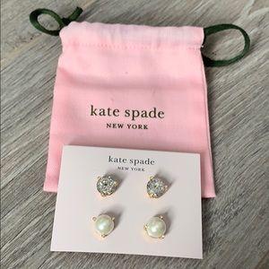 Giant Earrings Kate Spade ♠️